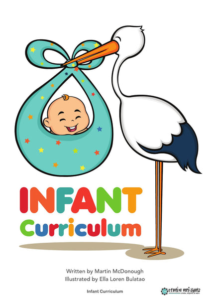Infant Curriculum - CreativeWorksheets