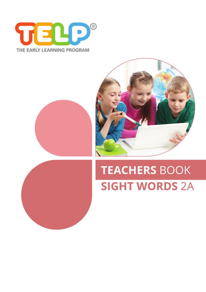 Sight Words 1B Teaching Guide - CreativeWorksheets