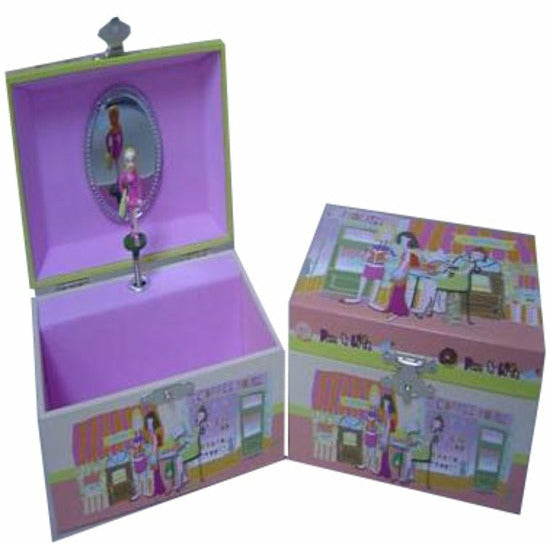 Musical Jewellery Box - Girls
