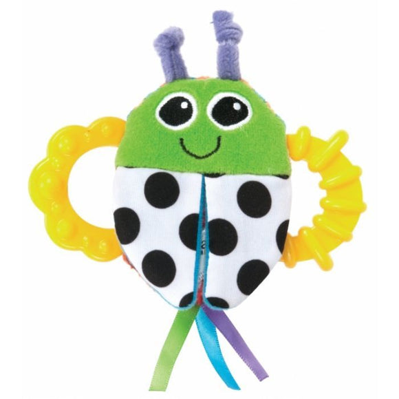 Bitty Bite Bug Rattle