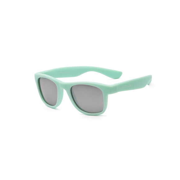 KOOLSUN - Wave - Kids Sunglasses - Bleached Aqua