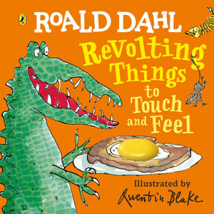 Roald Dahl's Gruesome Things to Touch and Feel