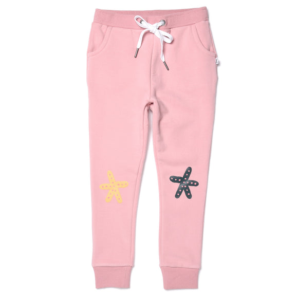 Starfish Furry Trackies