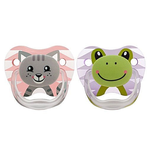 Prevent Printed Shield Pacifier Stage 2: 6 - 12M - 2pk
