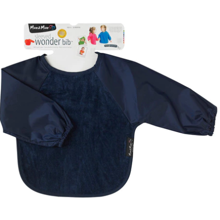 Sleeved Large Bib