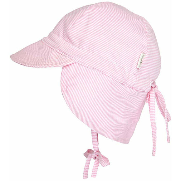 Flap Cap Baby 20 Blush