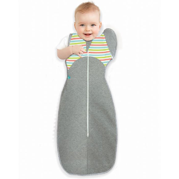 Swaddle Up 50/50 Winter Warm - Multi Stripe
