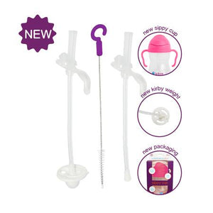 V2 Sippy Cup Replacement Straws & Cleaner