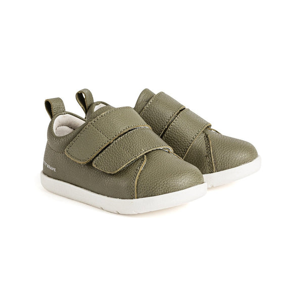XO Trainer Shoe Brooklyn Khaki