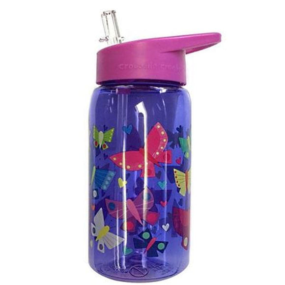 Croc Creek Tritan Drink Bottle Butterfly
