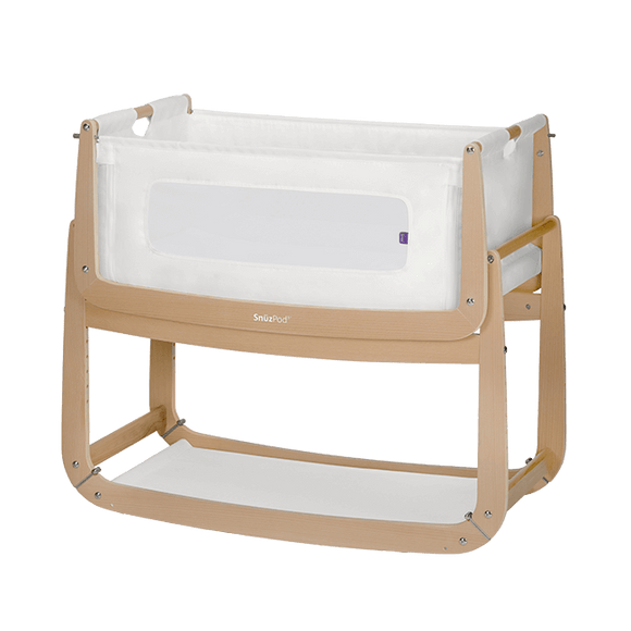 Snuzpod 4 Bassinet Bundle