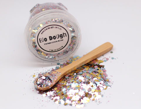 Biodegradable Glitter Candy