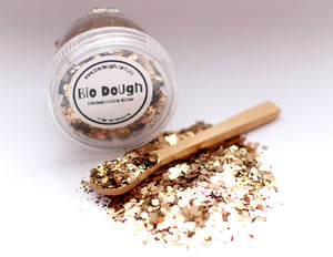Biodegradable Glitter Golden