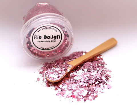 Biodegradable Glitter Pink