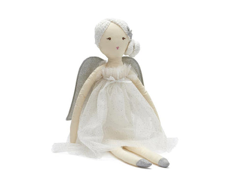 Isabella the Angel White