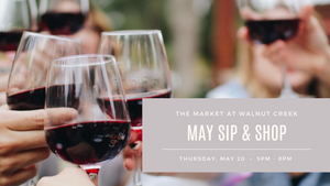 Thursday, May 20th: Sip & Shop