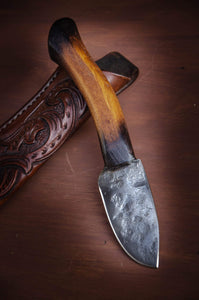 Handcrafted Custom Knife, Hand Forged and made in the tradition of the American Old West. Prairiewind Knives USA - Prairiewind Tradegoods