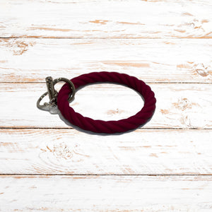 Bangle & Babe Rope Key Ring