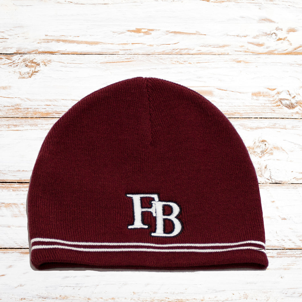 Beanie with FB Logo