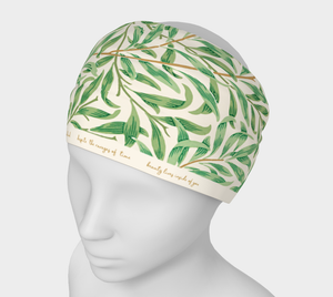 Vintage Willow Bough Pattern HeadBand - William Shakespeare
