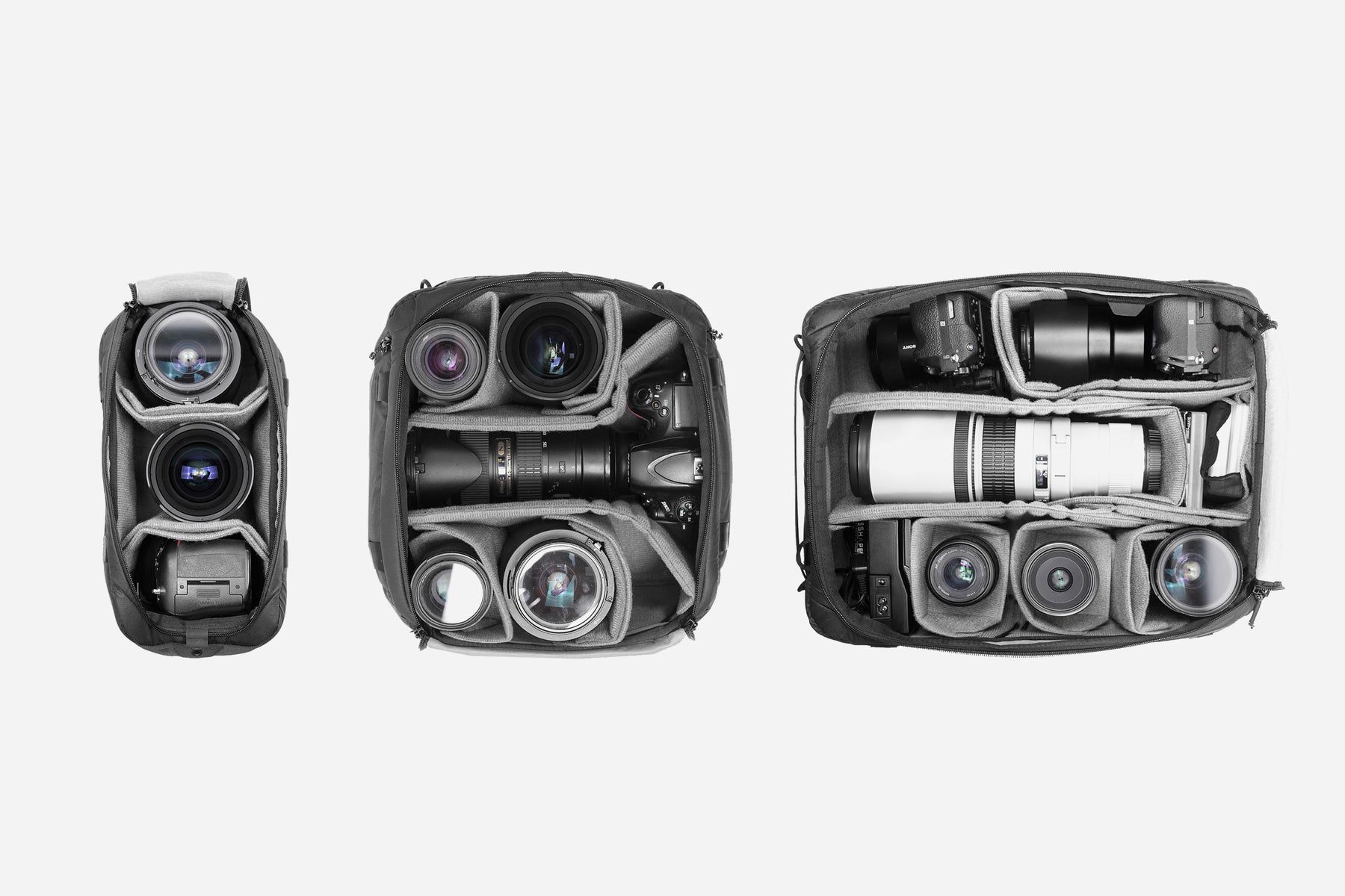 The Peak Design Camera Cubes, Organise & Protect Your Camera Gear