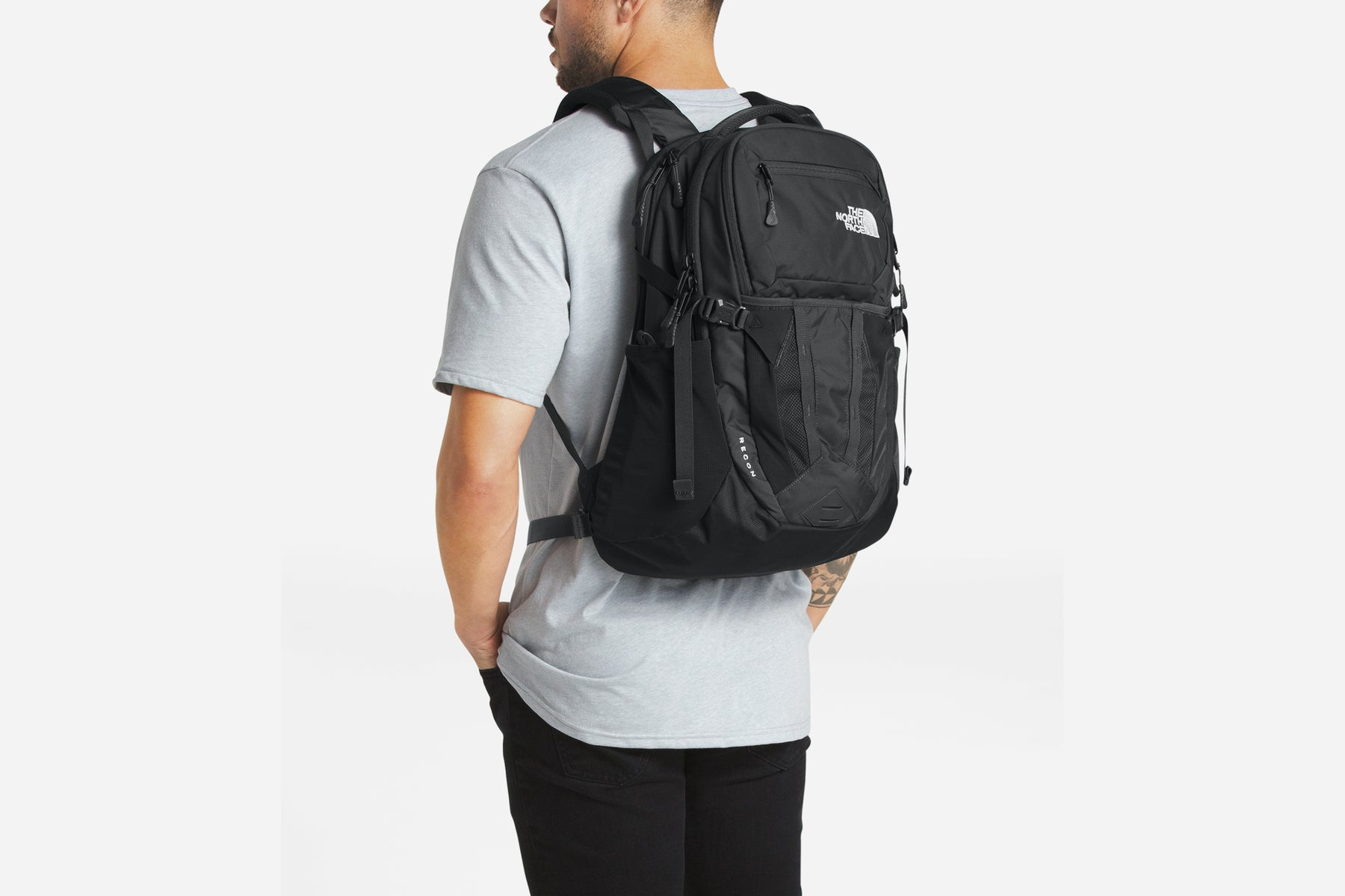 The North Face Recon, An Organisational Powerhouse