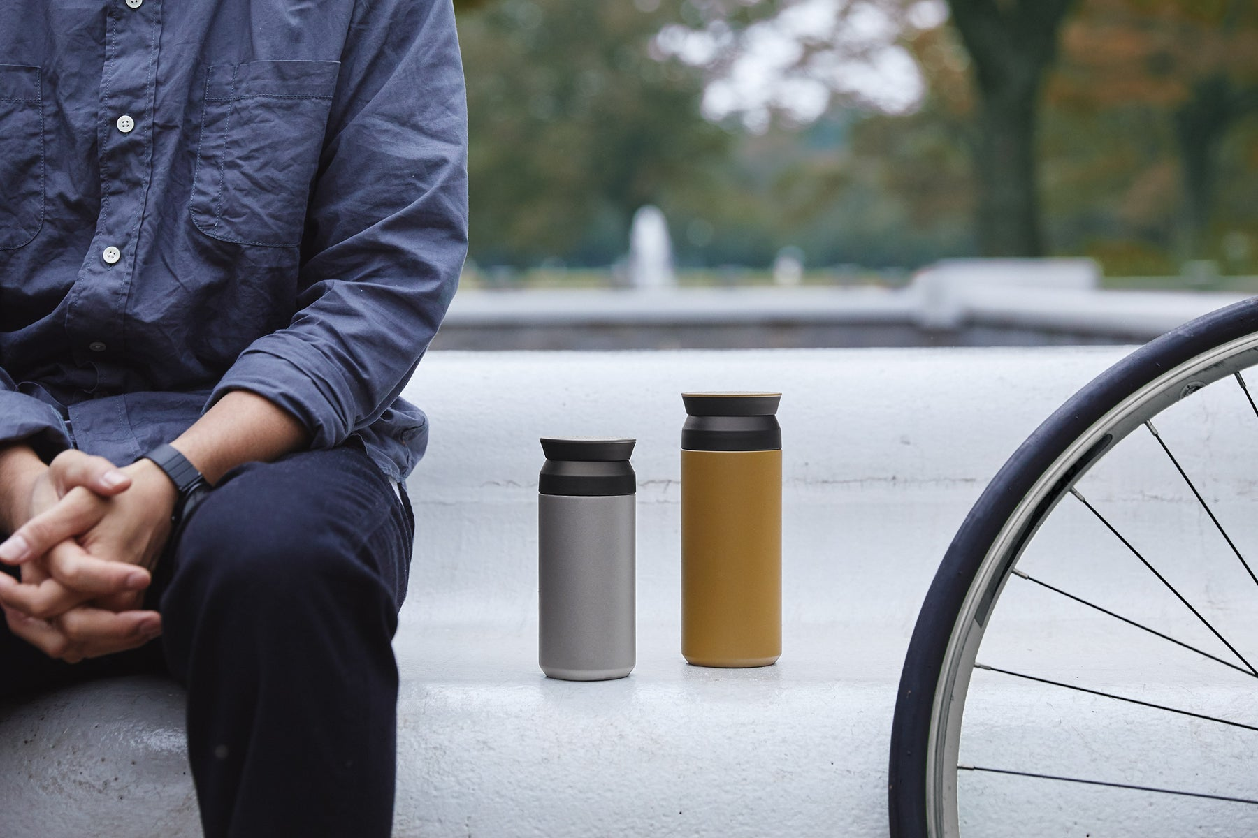 The Kinto Travel Tumbler, A Delicate Balance Between Form and Function