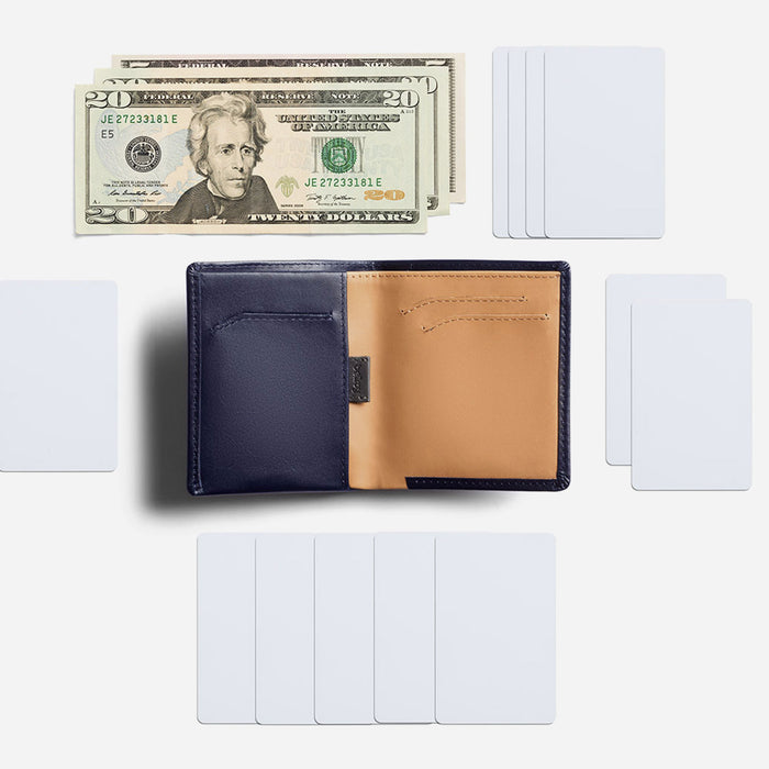 The Bellroy Note Sleeve Wallet, Slim, Clever & Simple