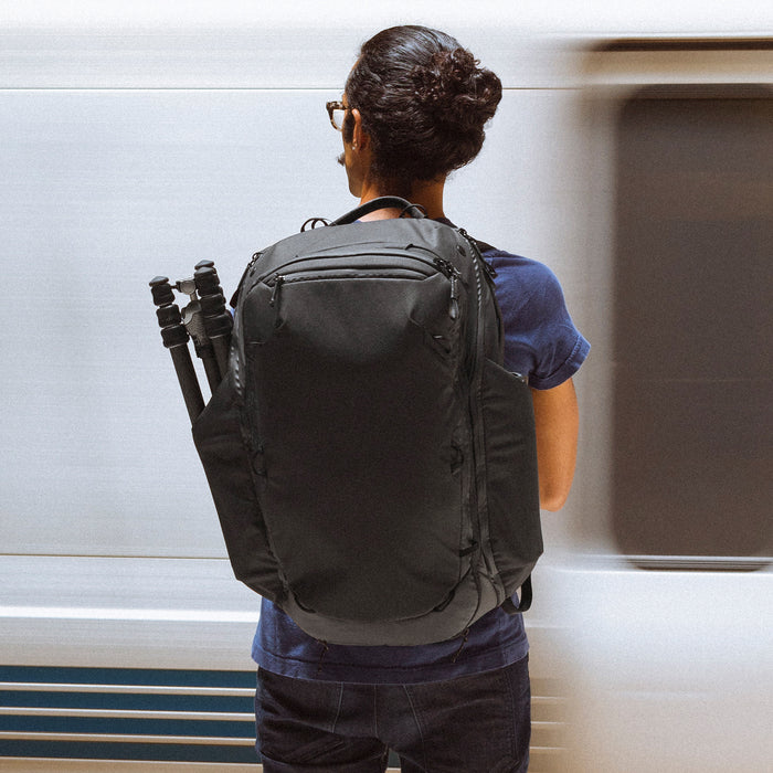 The Peak Design Travel Backpack, One-Bag Travel Redefined