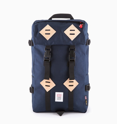 "Topo Designs Klettersack 16"" Laptop Backpack - Navy"