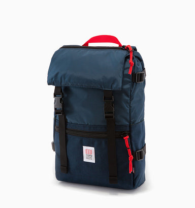 "Topo Designs Rover Pack 16"" Laptop Backpack - Navy"
