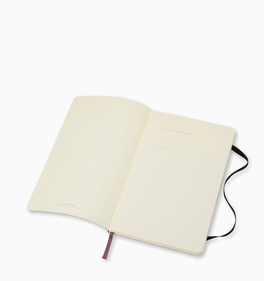 Moleskine Pocket Classic Ruled Softcover Notebook - Black