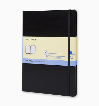 Moleskine Large Classic Sketchbook Hardcover Notebook