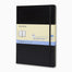 Moleskine Large Classic Sketchbook Hardcover Notebook - Black