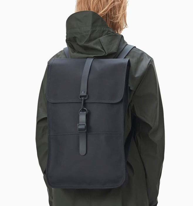 "Rains 13"" Laptop Backpack - Black"