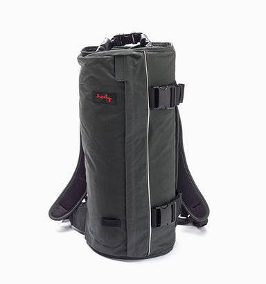 "Henty Wingman 16"" Laptop Garment Backpack Standard - Grey"