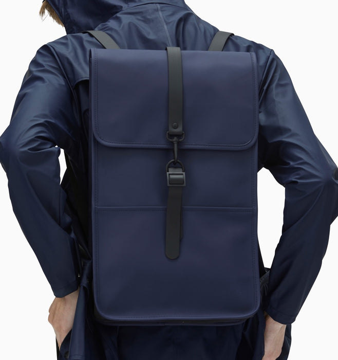 "Rains 13"" Laptop Backpack - Blue"