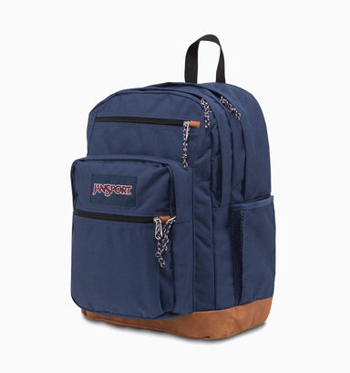 "JanSport Cool Student 16"" Laptop Backpack - Navy"