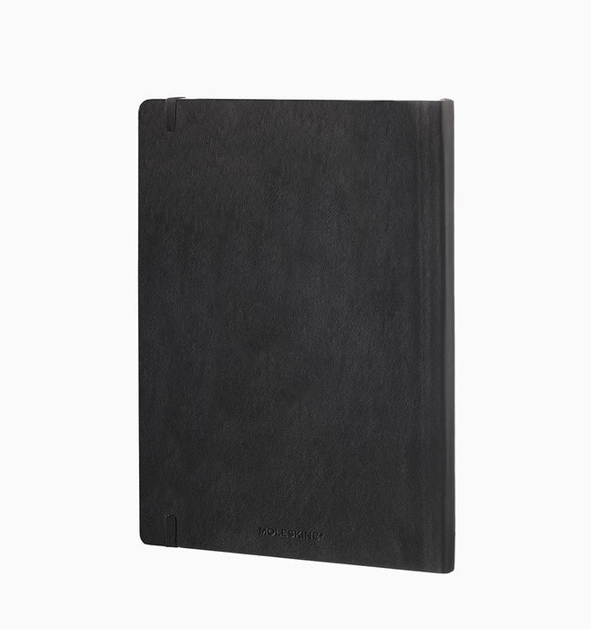 Moleskine Extra Large Classic Dot Grid Softcover Notebook - Black Dot Grid