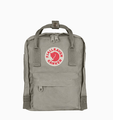 Fjallraven Kanken Mini Backpack - Fog