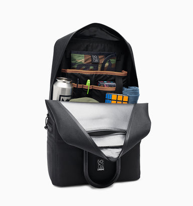 "Chrome Urban Ex 13"" Laptop Welded Daypack - Black Black"
