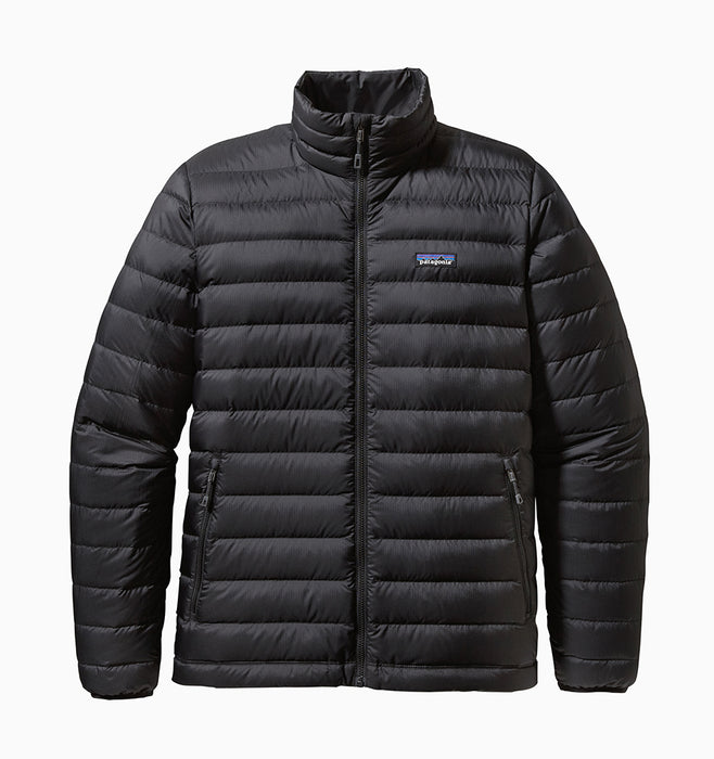 Patagonia Men's Down Jacket - Black