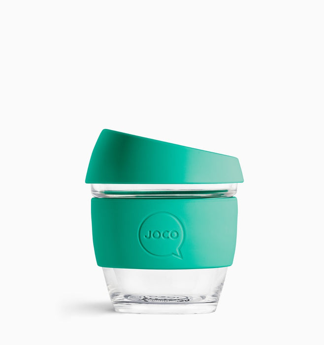 Joco 236ml (8oz) Reusable Coffee Cup - Mint