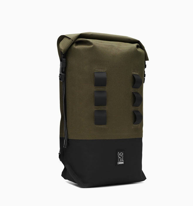 Chrome Urban Ex Rolltop 18L 2.0 Backpack - Ranger Black