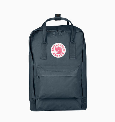 "Fjallraven Kanken 16"" Laptop Backpack - Graphite"