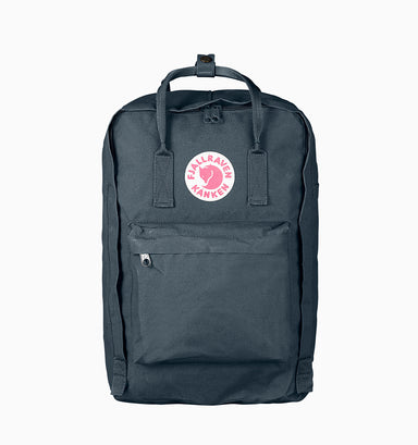 "Fjallraven Kanken 17"" Laptop Backpack - Graphite"