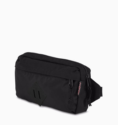 JanSport Waisted Pack - Black Ballistic Nylon