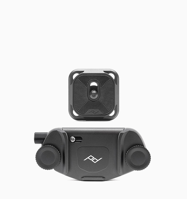 Peak Design Capture Camera Clip V3 with Standard Plate