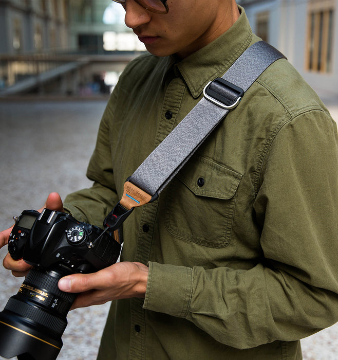 Peak Design Slide Pro Camera Strap - Ash