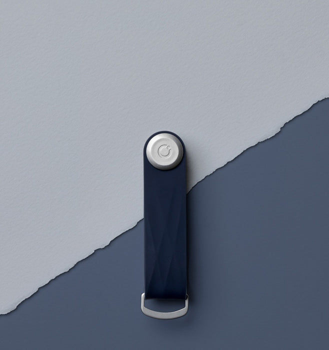 Orbitkey Active 2.0 Key Organiser - Midnight Blue
